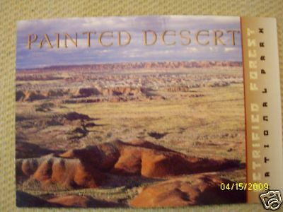 Arizona Painted Desert   New Unused Postcard