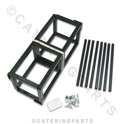 BOX SECTION PLINTH / STAND FITS 350mm 400mm 450mm 500mm BASKET / RACK MACHINES