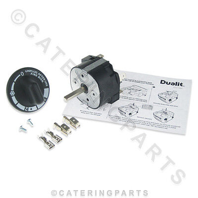 Genuine Dualit Toaster Timer C/w Knob & Instructions In Stock Available Next Day