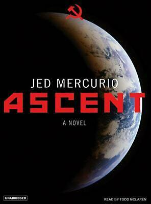 Ascent by Jed Mercurio Compact Disc Book (English)
