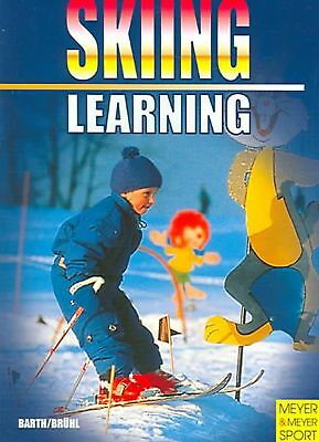 Learning Skiing by Katrin Barth Paperback Book (English)
