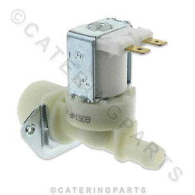 "SV02 STRAIGHT UNIVERSAL WATER INLET SOLENOID VALVE 230v 3/4"" BSP IN 11mm OUT"