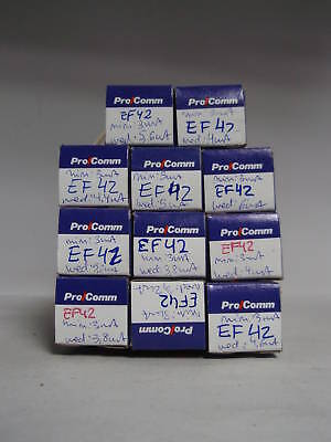 Ef42 Tube.mixed Brands. Used Tube. Rcu3
