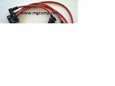 MAGNECOR Ignición HT LLEVA CABLES CABLE 8 mm Ford Sierra 2.0 RS Cosworth Rojo Cam//C