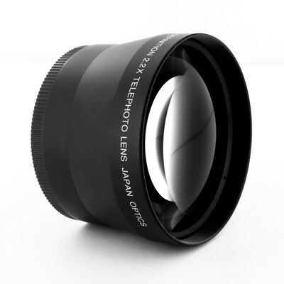 HD Telephoto 2X LENS 72mm for Canon Lens EF 28-135mm