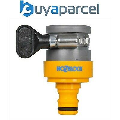 Hozelock 2176 Round Tap Connector to Fit Indoor Tap UK