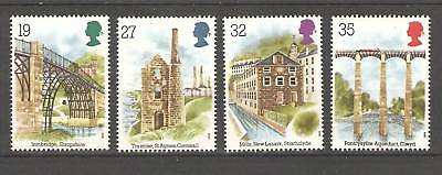 Industrial Archaeology - 1989 Unmounted. Mint Set