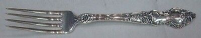"Meadow Rose by Wallace Sterling Silver Dinner Fork 7 3/4"" Flatware"