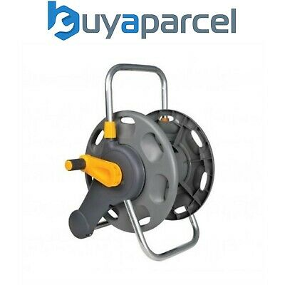 HOZELOCK Hose Reel 60m Floor Standing Wall Mounted NEW