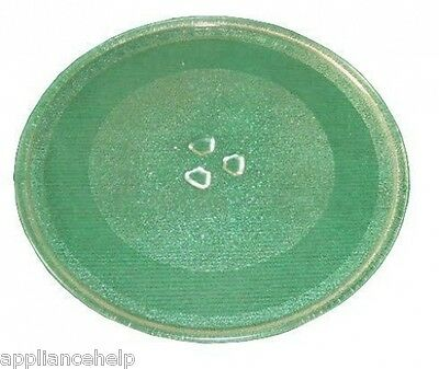 Belling Microwave Glass Turntable Plate 245mm with 3 pips//projections