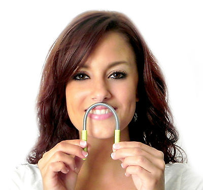Bellabe Threading Facial Hair Remover AUTHENTIC - PINK