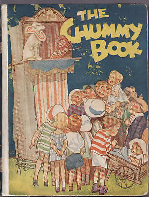 THE CHUMMY BOOK : THIRTEENTH YEAR  c1925