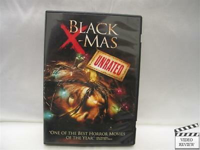 Black X-mas * DVD * Unrated * Widescreen *