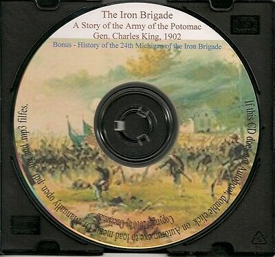 History of the Iron Brigade