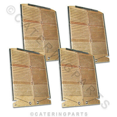 Genuine New Dualit Combi 2+1 3 Slot Three Slice Toaster Heating Element Set Of 4