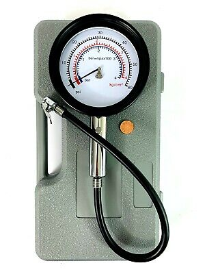 Go Kart Large Tyre Pressure Gauge / Track Days Bike Race Car /nextkarting