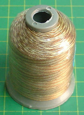 Variegated Machine Embroidery Thread 1,000 Mtr No 9739