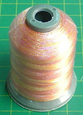 Variegated Machine Embroidery Thread 1,000 Meter No 9773