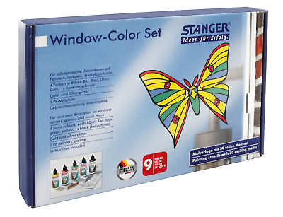 Window Color Window-Color Set Schmetterlinge  inkl. 5  #270029