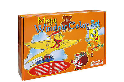 Window Color Window-Color Set Mega Herbst  8 Farben   #270013