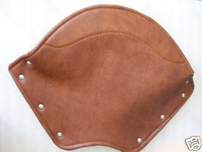 Lycett large saddle seat cover BSA Triumph Enfield Norton AJS E3001
