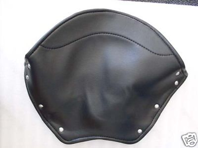 Lycett saddle seat LARGE COVER BSA Triumph Enfield Norton AJS E3002