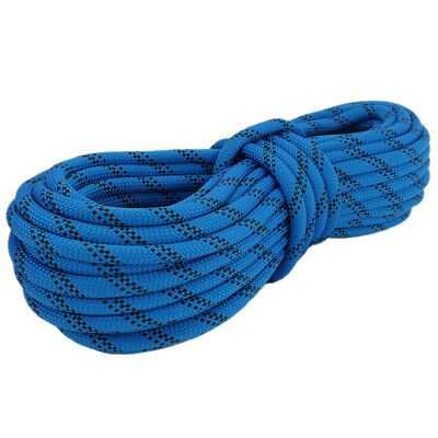 Statikseil Seil Tendon STATIC 9mm Meterware Blau Kletterseil Geocaching