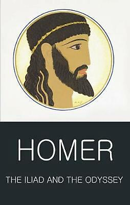 The Iliad and the Odyssey by Homer Paperback Book Free Shipping!