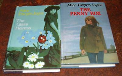 The Glass Heiress & The Penny Box~Alice Dwyer-Joyce Hbs