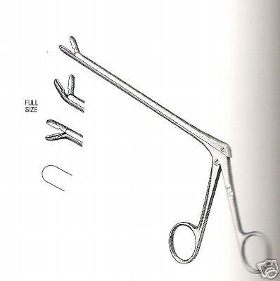 """Cushing Pituitary Rongeurs 8"""" 2x10mm Cup (Straight) ENT"""
