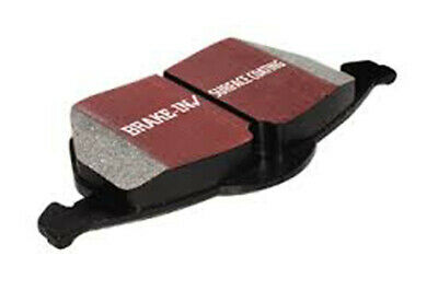 Ford Ka 1.3 Td 2009- Ebc Ultimax Front Brake Pads Dp1573/2