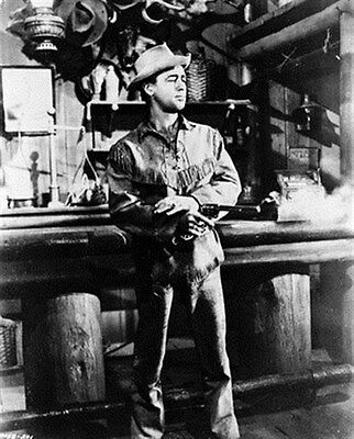 Alan Ladd As Shane From Shane 8X10 Photo