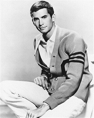 ANTHONY PERKINS 8X10 PHOTO Nice image 188844