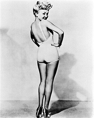 Betty Grable 8X10 Photo