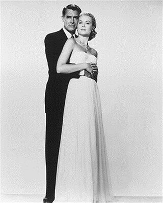CARY GRANT AS JOHN ROBIE, GRACE KELLY AS FRA 8X10 PHOTO beautiful pic 176473