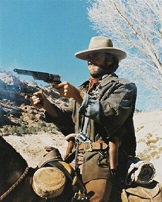 CLINT EASTWOOD AS JOSEY WALES FROM THE OUTLA 8X10 PHOTO stellar photo 217936