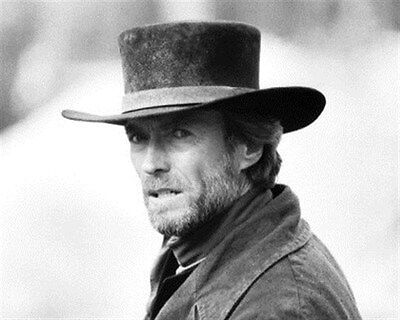 CLINT EASTWOOD AS PREACHER FROM PALE RIDER 8X10 PHOTO lovely pic 186337