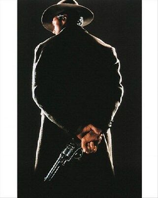 Clint Eastwood As William 'bill' Munny From  8X10 Photo