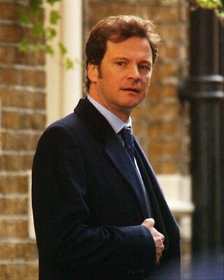 Colin Firth 8X10 Photo