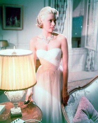 GRACE KELLY AS FRANCES STEVENS FROM TO CATCH 8X10 PHOTO wonderful pic 264047