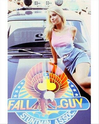 Heather Thomas As Jody Banks From The Fall G 8X10 Photo