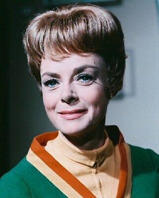 June Lockhart As Principal Cartwright From L 8X10 Photo