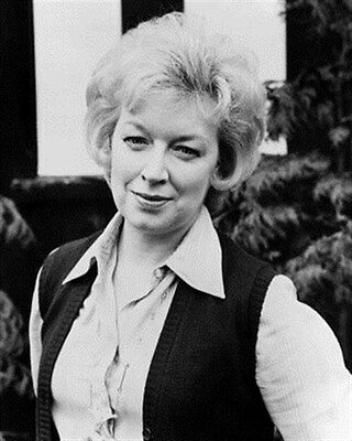 June Whitfield 8X10 Photo