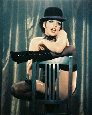 LIZA MINNELLI AS SALLY BOWLES FROM CABARET 8X10 PHOTO cool photo 24063