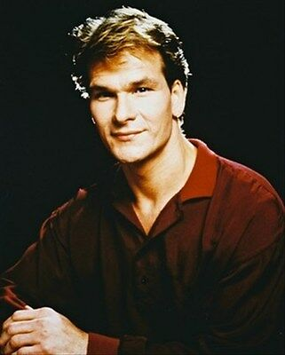 Patrick Swayze As Sam Wheat From Ghost 8X10 Photo