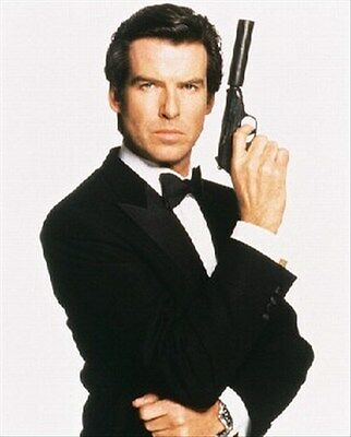 PIERCE BROSNAN 8X10 PHOTO nice pic 227697