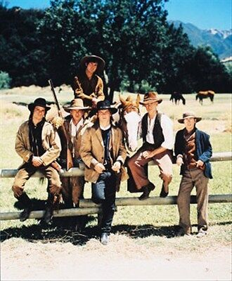 The Young Riders 8X10 Photo