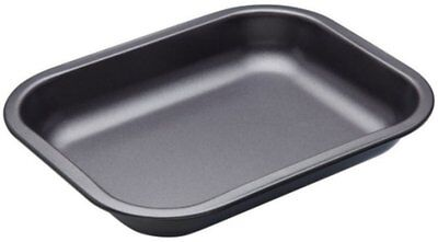 "Master Class Professional 10"" / 25cm Small Non Stick Roasting Dish Pan Tray"
