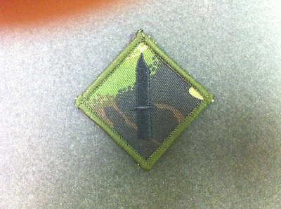 New Combat Infantry Patch on DPM 40mm x 40mm