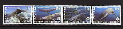 B.A.T.2003 ENDANGERED SPECIES STRIP SG 361a MNH.